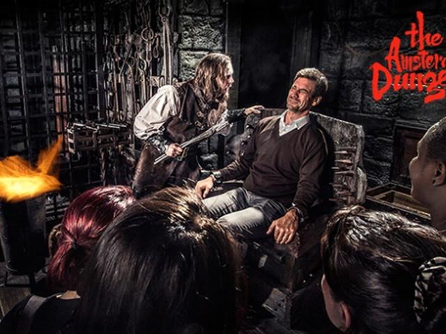 The Amsterdam Dungeon Tickets günstiger: Rabatt-Angebot mit bis zu 39% Preisvorteil