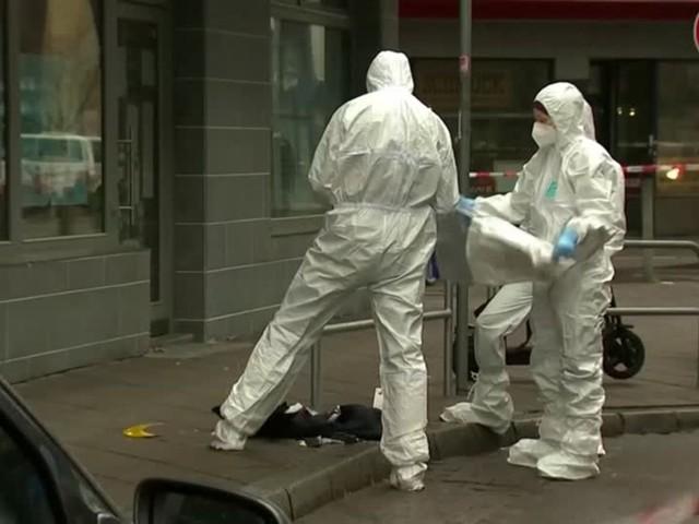 Video: Messerattacke im Bahnhofsviertel