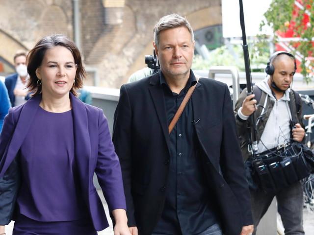 Bericht: Grüne wollen Robert Habeck als Vizekanzler aufstellen