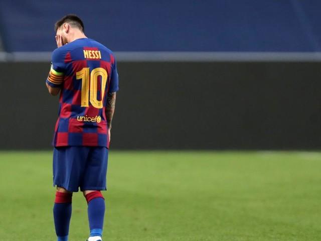 Nach 20 Jahren: Warum Messi dem FC Barcelona den Rücken kehrt