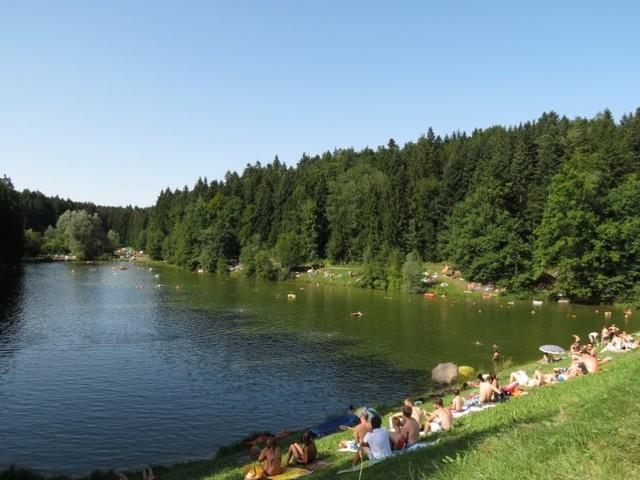 Badeseen in der Region Stuttgart: Dem Schwimmspaß steht nichts entgegen