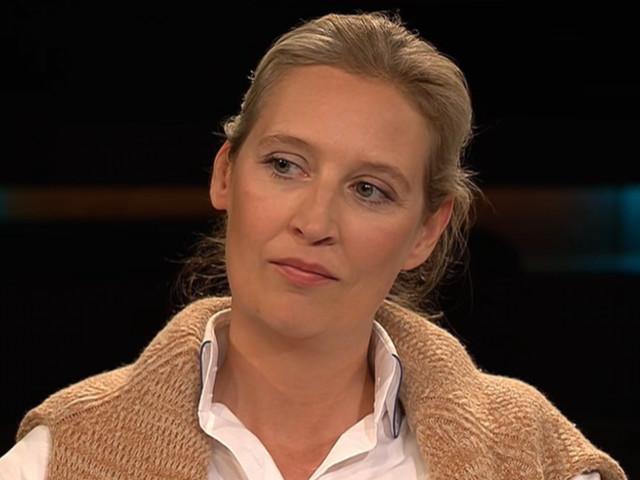 """Alice Weidel sorgt vor Auftritt bei """"Markus Lanz"""" für Polizeieinsatz"""
