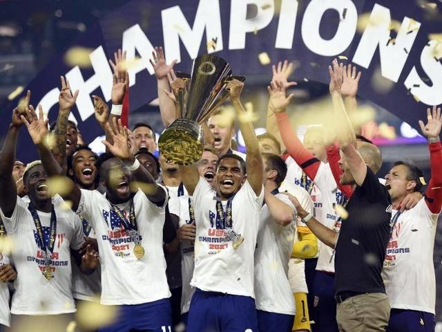 Kontinental-Turnier: Gastgeber USA gewinnt Gold Cup gegen Mexiko