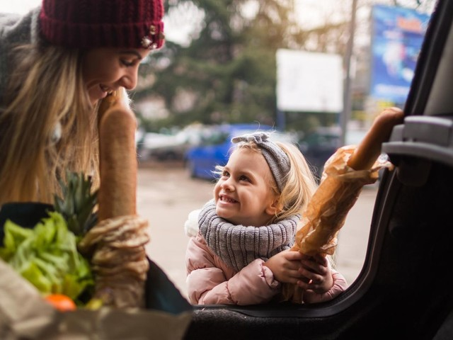 Auf Vorrat: 13 Lebensmittel, die das Leben von Eltern leichter machen