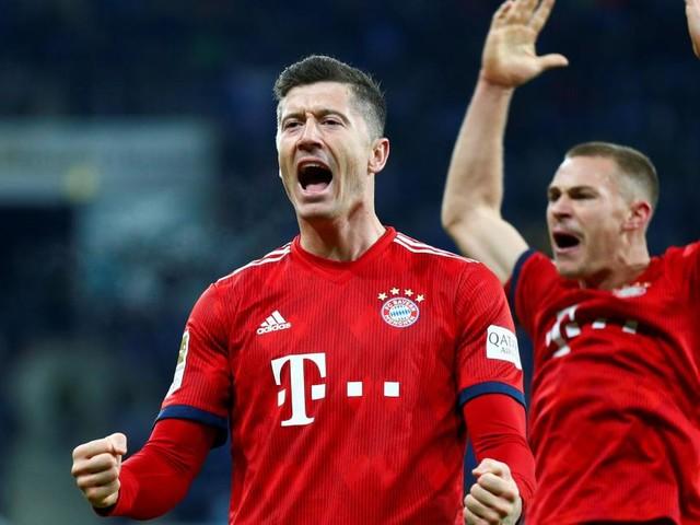 Die Bayern starten gut und legen mit Sieg vor