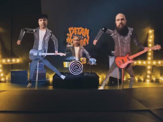 """VISIONS Premiere: Satan Takes A Holiday stellen Video zum neuen Song """"Unicorn"""" vor"""