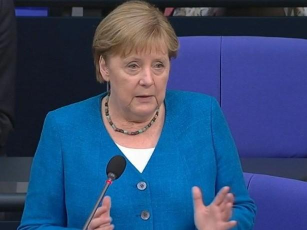 """Merkel über ihre Klimabilanz: """"Genug ist es nicht"""""""