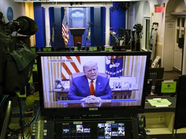 Trump meldet sich nach Impeachment-Votum mit Versöhnungsbotschaft