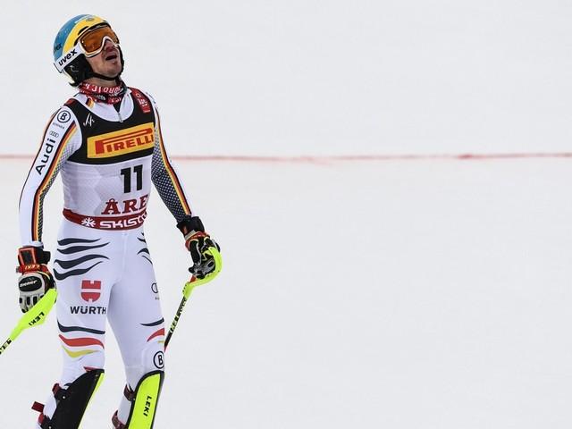 Slalom bei der Ski-WM: Neureuther scheidet aus und schimpft