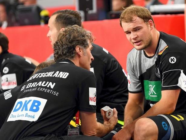 Handball-EM: Ein Schlag ins Gesicht für Deutschland und die Füchse
