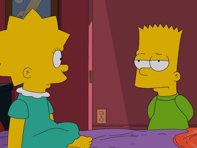 Ted Cruz glaubt, dass 4 von 5 Simpsons Republikaner wählen würden