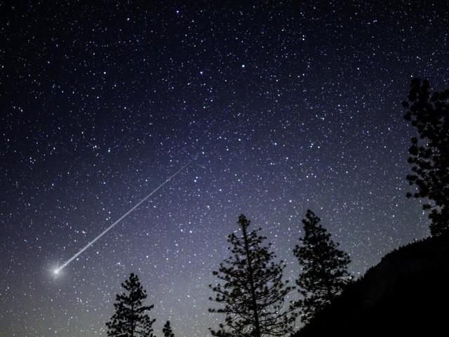 Großer Meteorit über dem Süden von Norwegen gesichtet