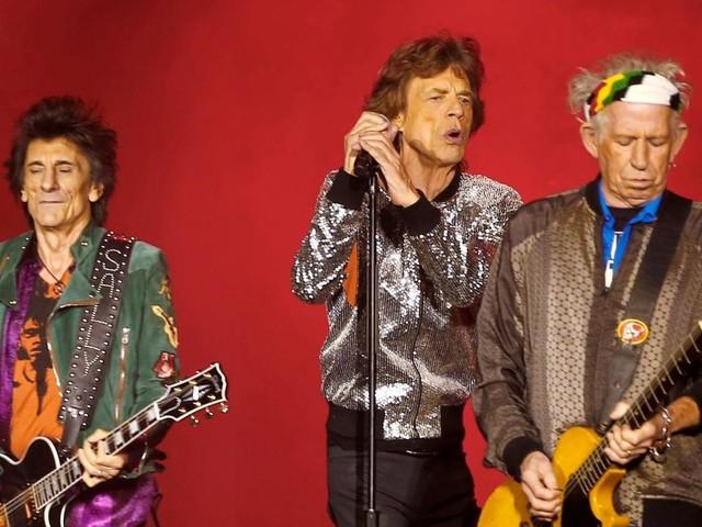 Rolling Stones gaben erstes Konzert nach Tod von Charlie Watts