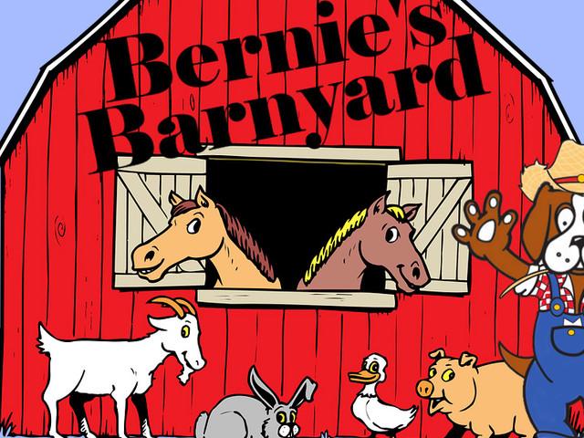"""Adventureland Park kündigt neuen Kinder-Bereich """"Bernie's Barnyard"""" für 2018 an"""