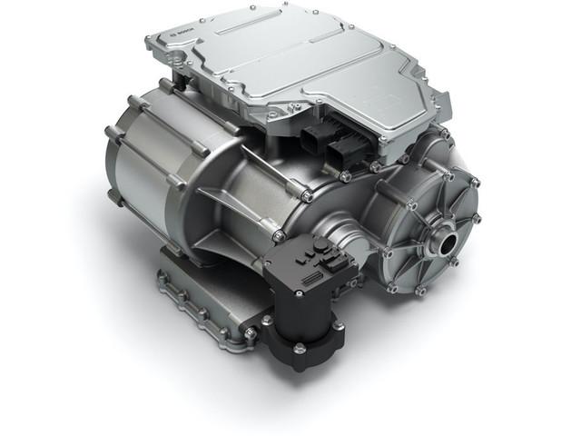 Bosch CVT-Getriebe für E-Autos (2021): Technik, Erklärung, Reichweite, Effizienz Bosch möchte E-Autos mit einem CVT-Getriebe effizienter machen