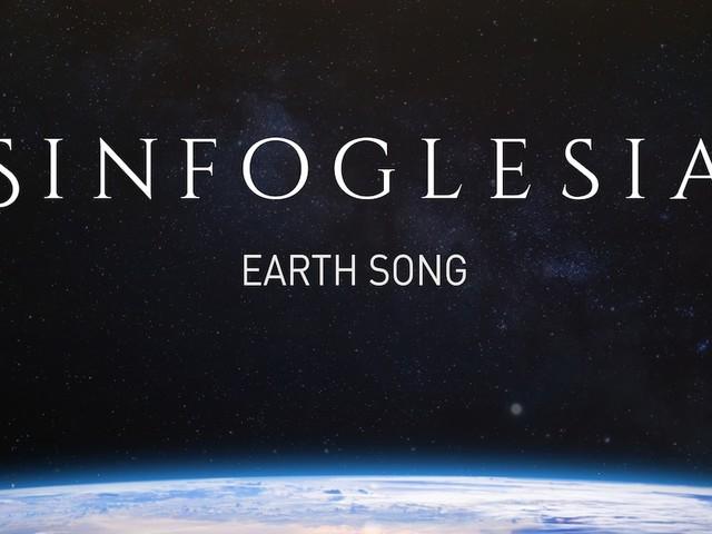 World Earth Day - Weltpremiere: Der Earth Song von Sinfoglesia ist der Soundtrack zum Tag der Erde 2021
