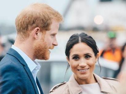 Herzogin Meghan: Das schenkte sie Prinz Harry zum ersten Vatertag
