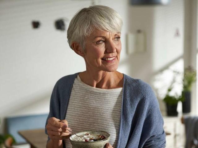 Ernährung: Welchen Einfluss sie auf das Altern haben kann