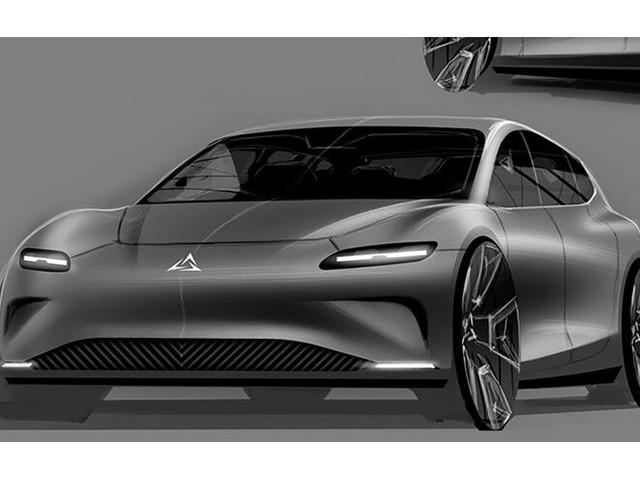 Alveri Concept Falco: Elektroauto, konzipiert in Österreich