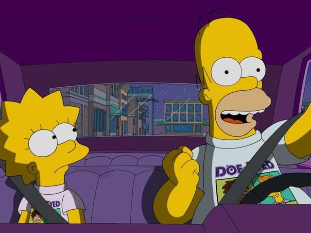 """Disney+ kündigt Änderung für Stream der """"Simpsons"""" an"""