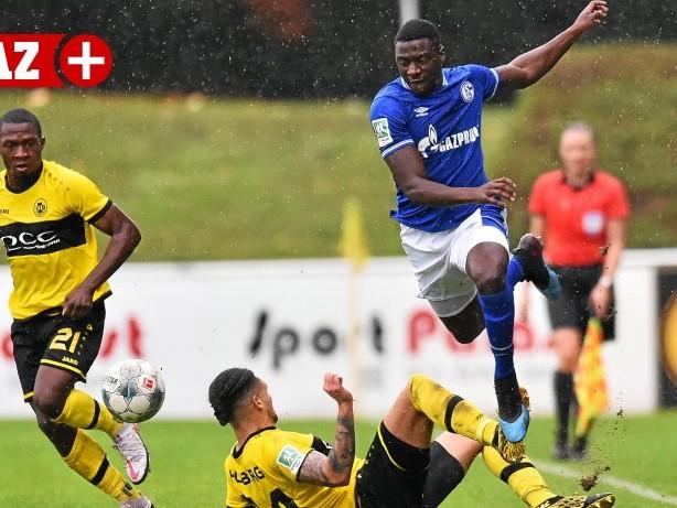 Fußball Regionalliga West: Schalke 04 U23: Coach Fröhling hat eine neue Stürmer-Idee