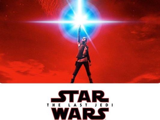 """Neuer spektakulärer Trailer zu """"Star Wars: Die letzten Jedi"""""""