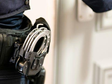 Bundespolizei fasst international gesuchten Verbrecher