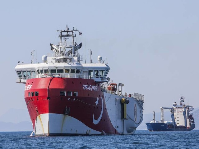 Streit im Mittelmeer: Erdogan lässt Gasstreit eskalieren