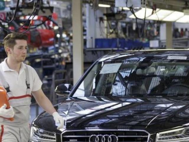 Audi-Vorstand bekennt sich zu Werk Neckarsulm