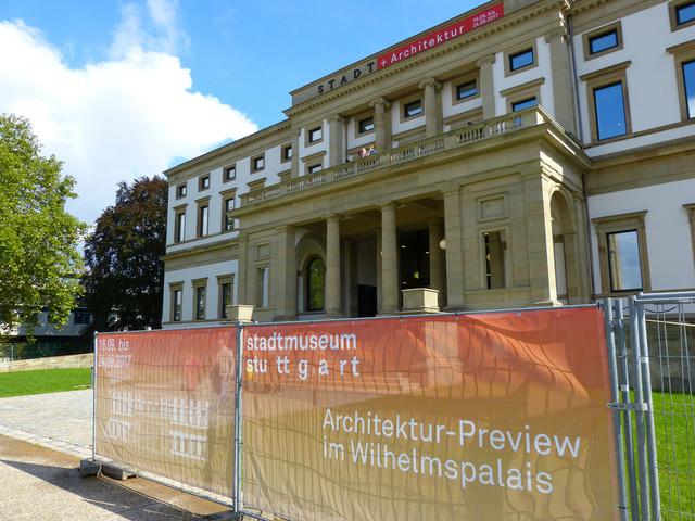 Stadtmuseum Architektur Preview – noch bis Sonntag