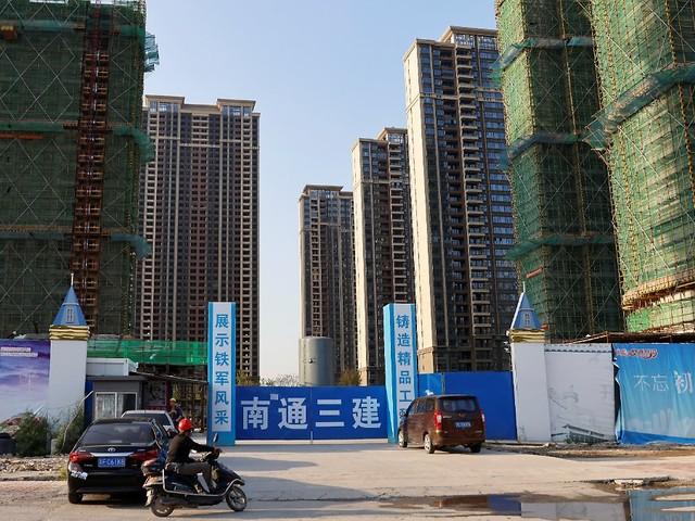 """""""Im letzten Moment eingreifen"""": Peking bereitet Provinz auf Evergrande-Crash vor"""