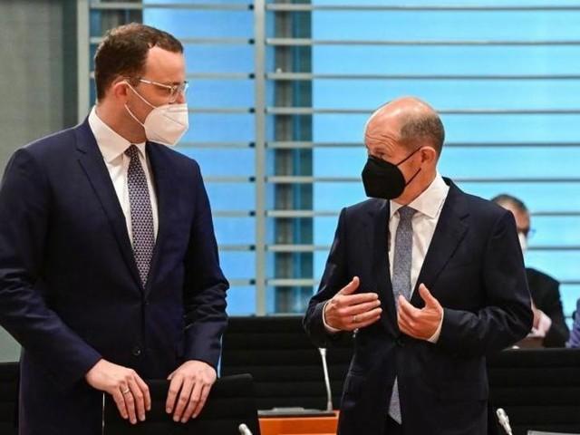 Union kritisiert Scholz für Begriff «Versuchskaninchen»