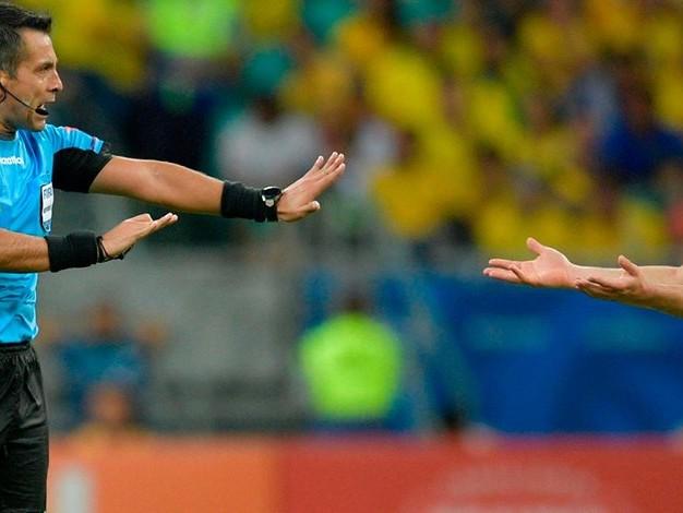 Videobeweis-Drama: Brasilien werden bei Copa-Blamage drei Tore aberkannt