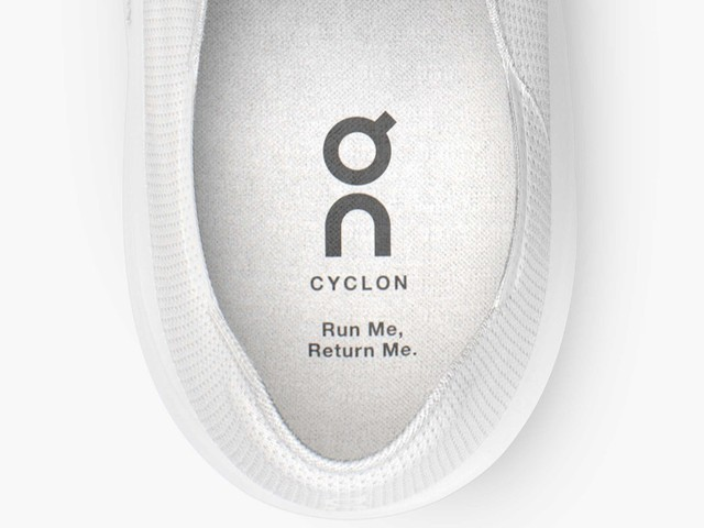 Der Laufschuh, den man nie besitzen wird: Cyclon von On