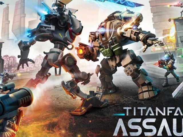Titanfall: Assault - Mobiler Ableger und Genrewechsel des Multiplayer-Shooters