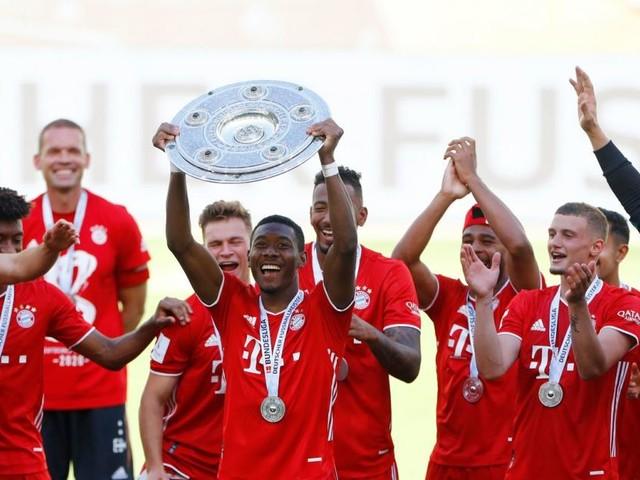 Rekord der Top-Ligen: Bayern vor der Bestmarke für Serienmeister