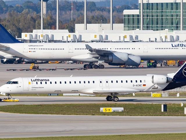 """Kritik an """"ökologischer Absurdität"""" - Lufthansa stellt kürzeste deutsche Flugstrecke ein – als Ersatz gibt es einen Bus"""
