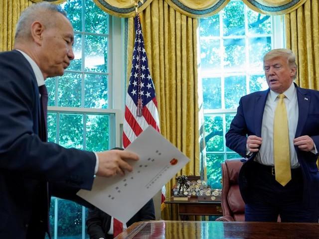 """Das """"klitzekleine Handschlag-Abkommen"""" mit China"""