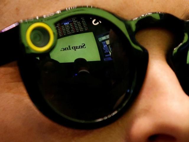 Snap: Snapchat-Macher stellen Brille zum Einblenden virtueller Inhalte vor