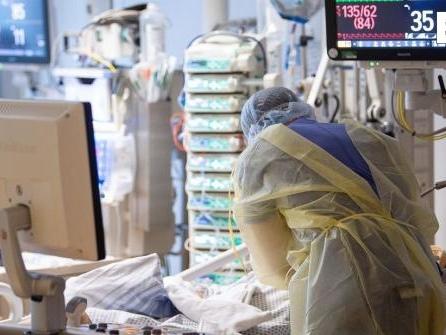 Risiko für Krankenhauseinweisung bei Delta doppelt so hoch