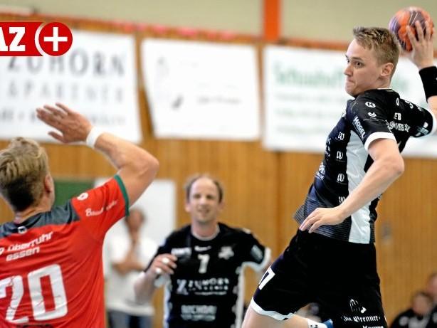 Handball Überblick: SG Überruhr siegt in einem intensiven Derby am Ende souverän