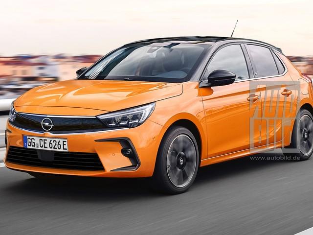 Opel Corsa Facelift (2023): Preis, Marktstart, Innenraum, Corsa-e Corsa dürfte mit dem Facelift das aktuelle Opel-Markengesicht bekommen