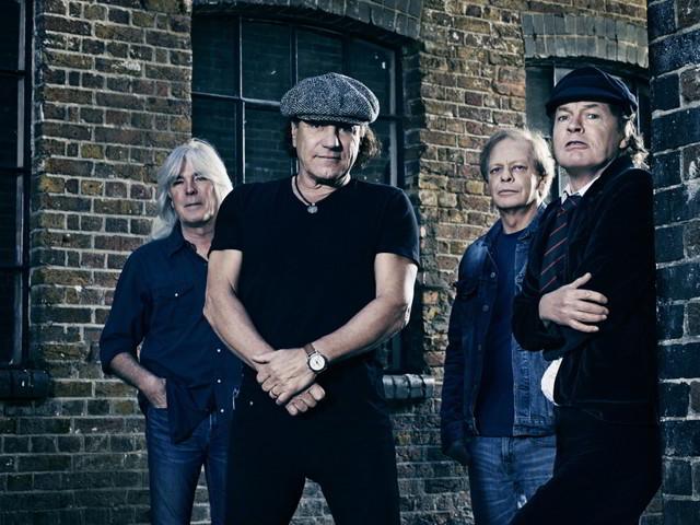 Neuigkeiten von AC/DC, Ghost, Rammstein und vielen weiteren...
