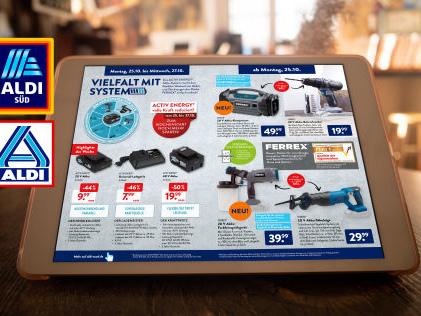 Aldi-Angebot: Werkzeug und Spielzeug Spielzeug und Werkzeug im Angebot bei Aldi