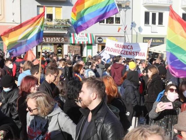 Polens Parlament spricht über Gesetz zum LGBT-Demo-Verbot