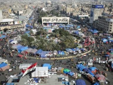 Ein Toter und 24 Verletzte bei neuen Protesten im Irak