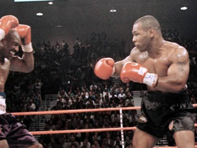 Nächstes Comeback nach Tyson: Box-Legende Holyfield kehrt für Showkampf zurück
