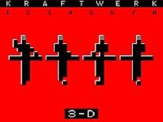 Kraftwerk 3-D Der Katalog (Vö. Dez. 2017)