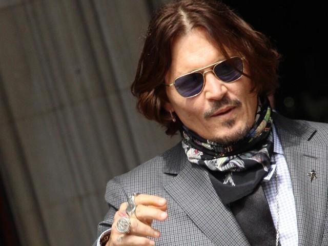 Johnny Depp verliert vor Gericht gegen Boulevardzeitung