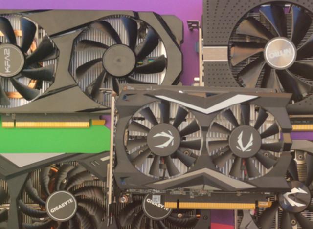 TechStage | Top 10 Grafikkarten 2021: AMD Radeon gegen Nvidia Geforce im Vergleich